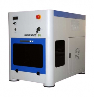 Jing Chuang Cryslove B1 2D & 3D Crystal Laser Engraving Machine